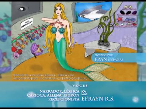 La Sirenita Lesbiana ❶ Capítulo 1