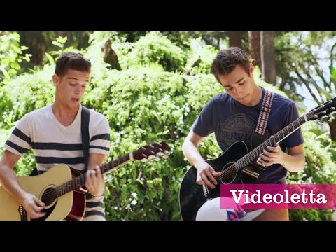 "Violetta 3 English: Guys sing ""Around the world"" Ep.79"