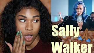"IGGY AZALEA ""SALLY WALKER"" MUSIC VIDEO REACTION!!"