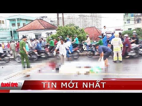 Tai nạn chết người, cầu Phú Xuân tê liệt nhiều giờ   tin mới nhất