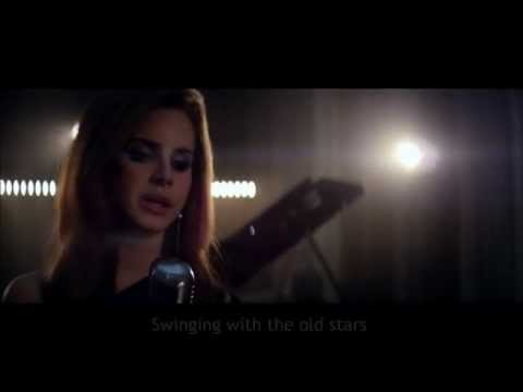 Lana Del Rey - Video Games HD (OFFICIAL VIDEO LYRICS LIVE)