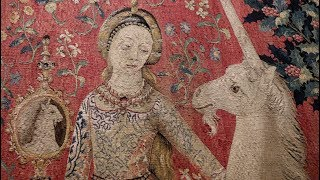 [Visite privée] Magiques licornes du musée de Cluny