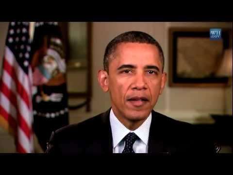 President Obama's message to the National Conference on LGBT Equality: Creating Change
