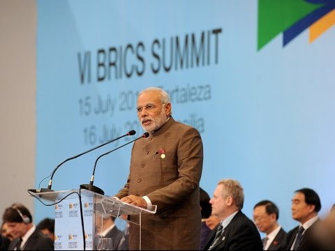 PM Narendra Modi's address at Plenary Session of Sixth BRICS Summit