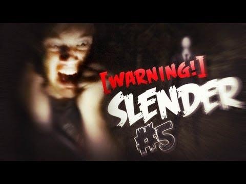 Slender Man Plays Slender Slender Part 5 Let's Play
