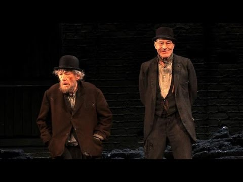 Patrick Stewart & Ian McKellen on Broadway, Bowler Hats and Beckett