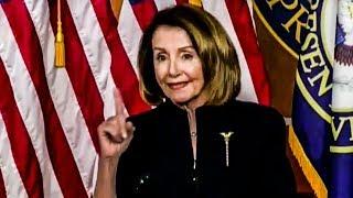 Nancy Pelosi Explains Why Trump Is An Un-American Moron