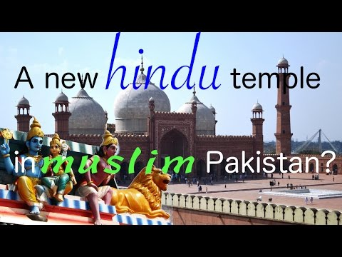 Muslim Pakistan to rebuild a hindu temple? (The Infidel 2015-09-18)
