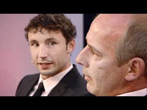 Mario Basler mit einer kleinen Trainingsanekdote aus seiner Zeit bei Werder Bremen unter Otto Rehhagel. Der Audi Star talk - produziert von www.kgmediafactory.com.