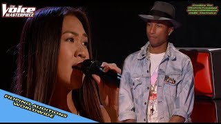 Download Lagu 'FILIPINO' SINGER AUDITIONS IN THE VOICE WORLDWIDE Gratis STAFABAND