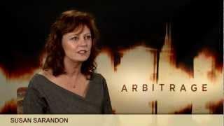 Arbitrage - 'Arbitrage' Susan Sarandon Interview