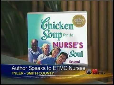ETMC in the News - Chicken Soup for the Nurse's Soul