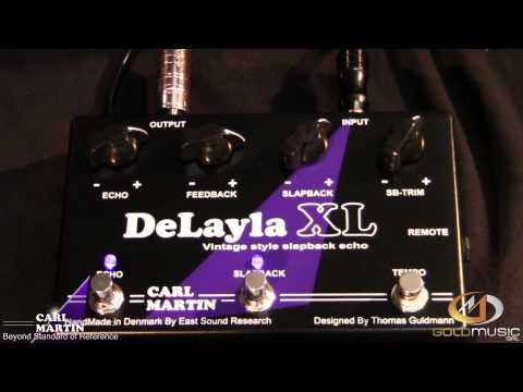 Гитарный эффект — delay: педаль для космонавта (4 часть)