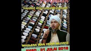 Maulana Wan Helmi: