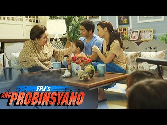 FPJ's Ang Probinsyano: Lola Flora bonds with her family