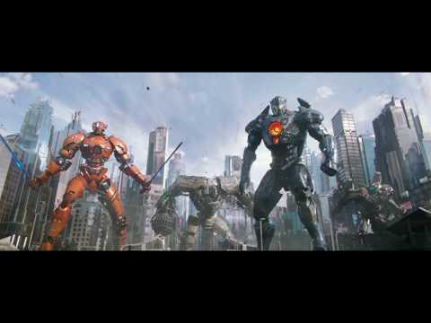 【環太平洋2:起義時刻】團隊篇 -3月21日IMAX同步震撼登場
