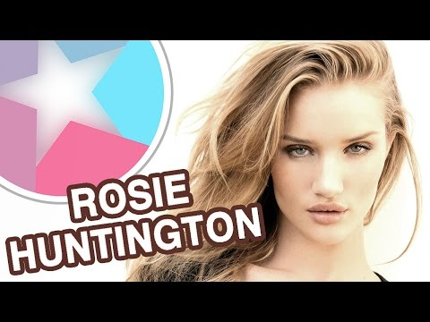 Rosie Huntington 27 years in 32 seconds