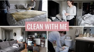 CLEAN WITH ME | CLEANING ROUTINE