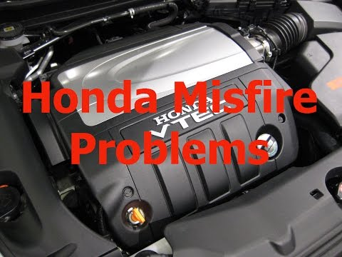 How To Diagnose Honda Misfire Codes P0300. P0301. P0302. Etc.
