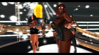 Second Life Tribute To Estelle Freak Remix Starring Jessie Khaos