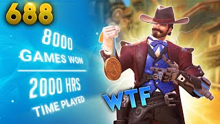+7500 Quickplay Wins!! | Overwatch Daily Moments Ep.688 (Funny and Random Moments)