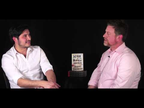Alex Gilvarry and Scott Cheshire discuss High As the Horses' Bridles
