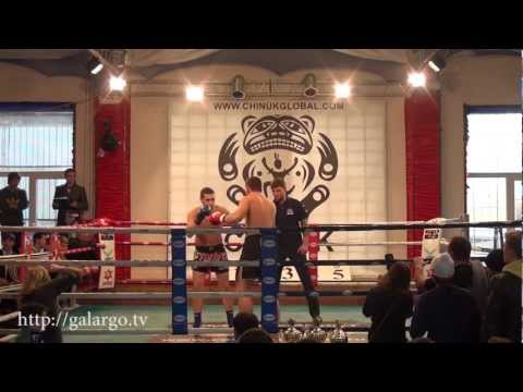 Тайский бокс (муай-тай, มวยไทย). Нокаут-3.