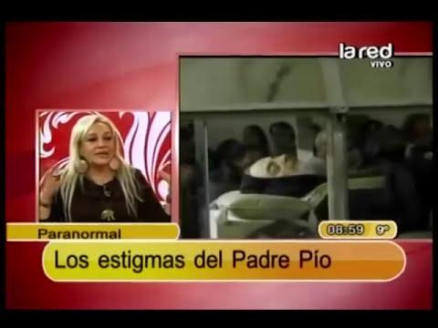 Los estigmas del padre Pío