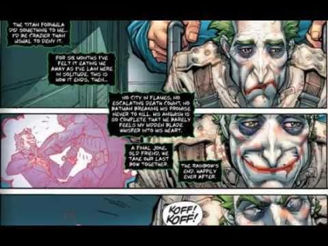 Comics Batman Arkham Asylum Batman Arkham City 1 Comic