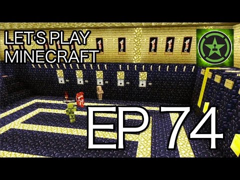Let's Play Minecraft: Ep. 74 - The Pit