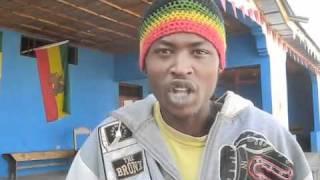 Ibrahim explains history of Jamaican Rastafarians in Ethiopia