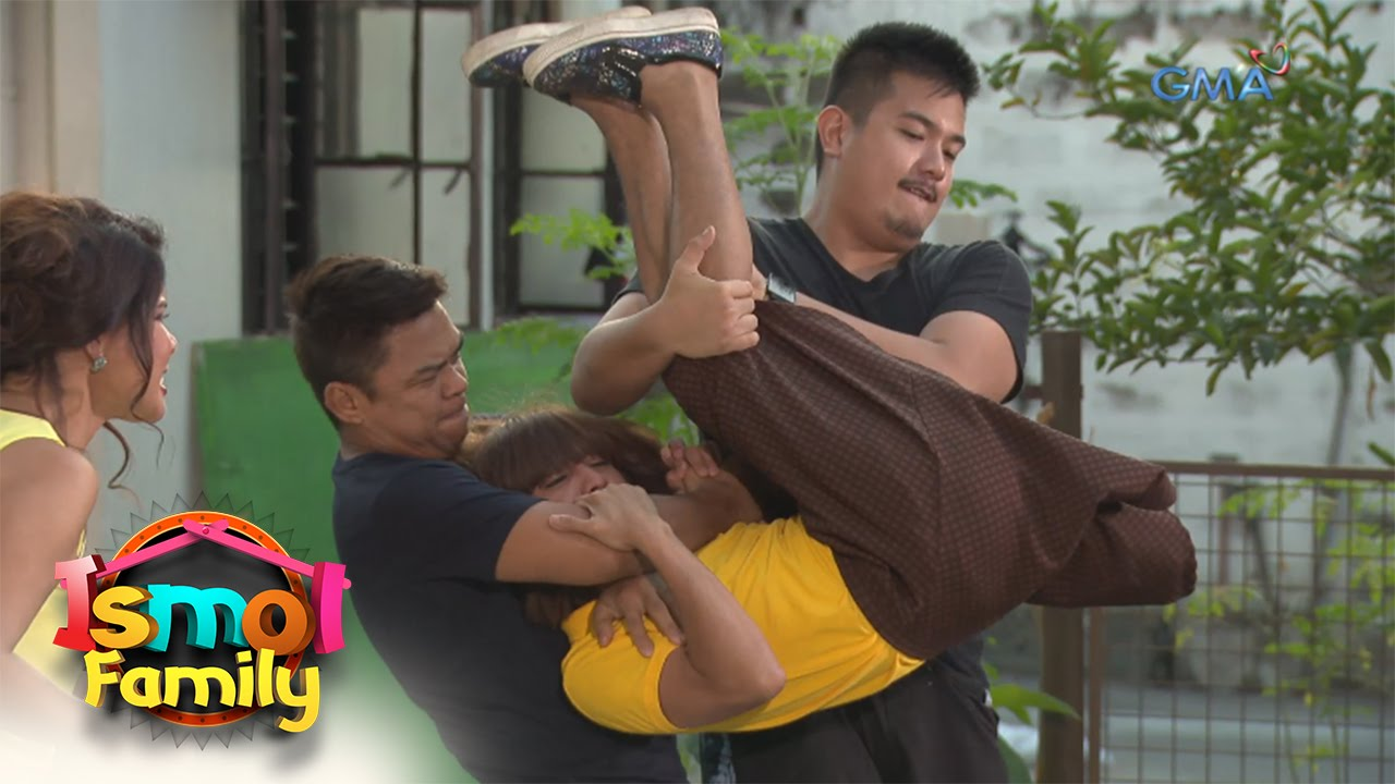 'Ismol Family' Bloopers: Lora chismosa