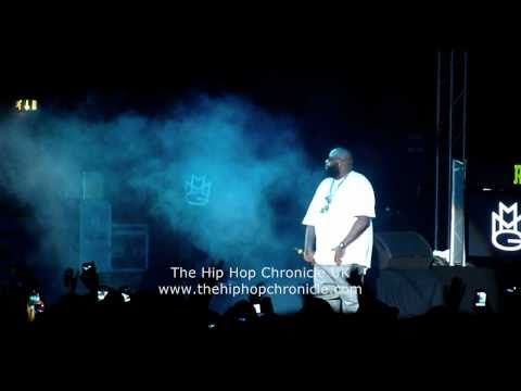 *EXCLUSIVE* Rick Ross - B.M.F. In London