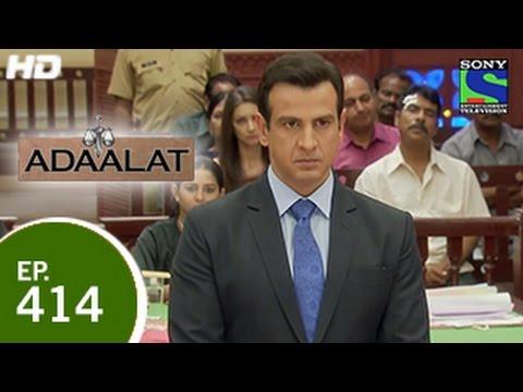 Adaalat - अदालत - Kd In Trouble 4 - Episode 414 - 19th April 2015 video