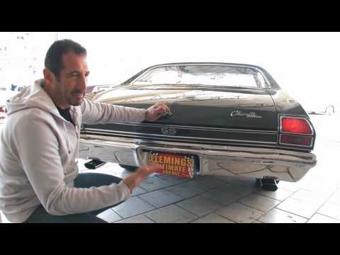 1969 Chevy Chevelle SS 396 Tony Flemings Ultimate Garage reviews horsepower ripoff complaints video