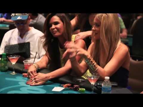 Seminole Hard Rock Poker Open – Day 1 with Joanna Krupa