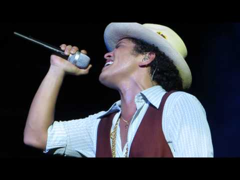 Bruno Mars - When I Was Your Man Live In Amsterdam Oct 15th 2013 video