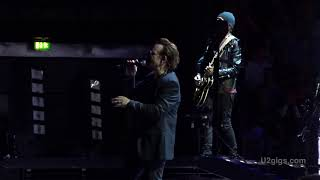 U2 Hamburg City Of Blinding Lights 2018-10-04 - U2gigs.com