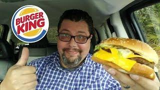 Burger King Big King XL review!