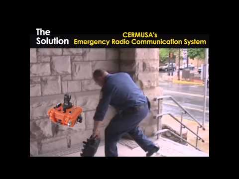 Emergency Radio Communication System | Cermusa RF to IP Bridge
