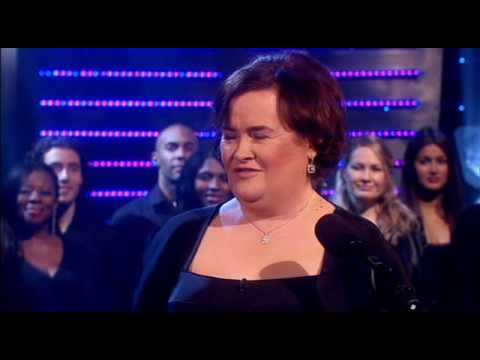 The Susan Boyle Story : I Dreamed a Dream ( Part 2 ) Music Videos