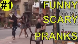Funny Pranks: Top Funny Scary Pranks Compilation - Try Not to Laugh Funny Fail Compilation 2017 p #6