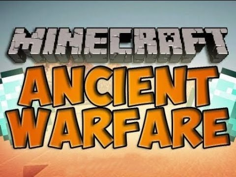 Ancient Warfare Mod   Review Ep.1   Descargar e Instalar.