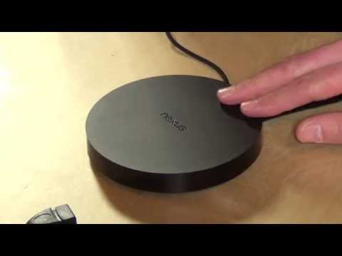 Nexus Player Google Android Review - Video Playback. Gaming. Retro Emulation and game controller