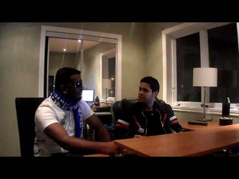 Kareem Tv Interview With Mr Singh Kabi Kushi Kabhi Gum video