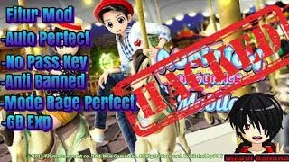 Ayo Dance Mobile V11232 Apk Mod Auto Perfect Anti Banned 2018 3.22 MB