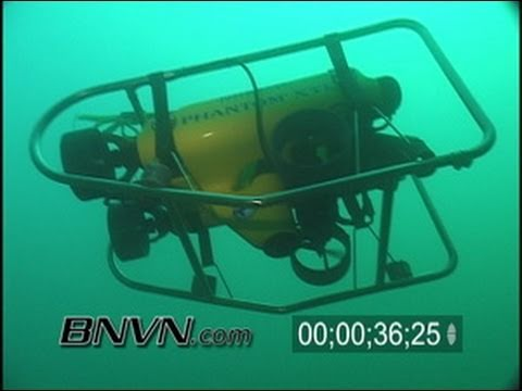 10/21/2003 ROV Gulf of Mexico Amberjack Hole Sink