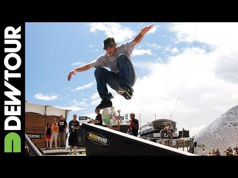 Skate Street Session Preview, 2014 Dew Tour Beach Championships