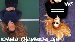I DRESSED LIKE EMMA CHAMBERLAIN FOR A WEEK