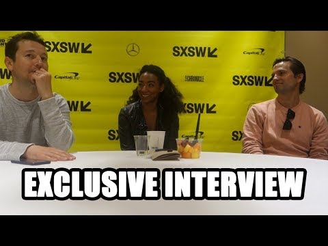 Upgrade - Leigh Whannell, Betty Gabriel, Logan Marshall-Green SXSW Exclusive Interview